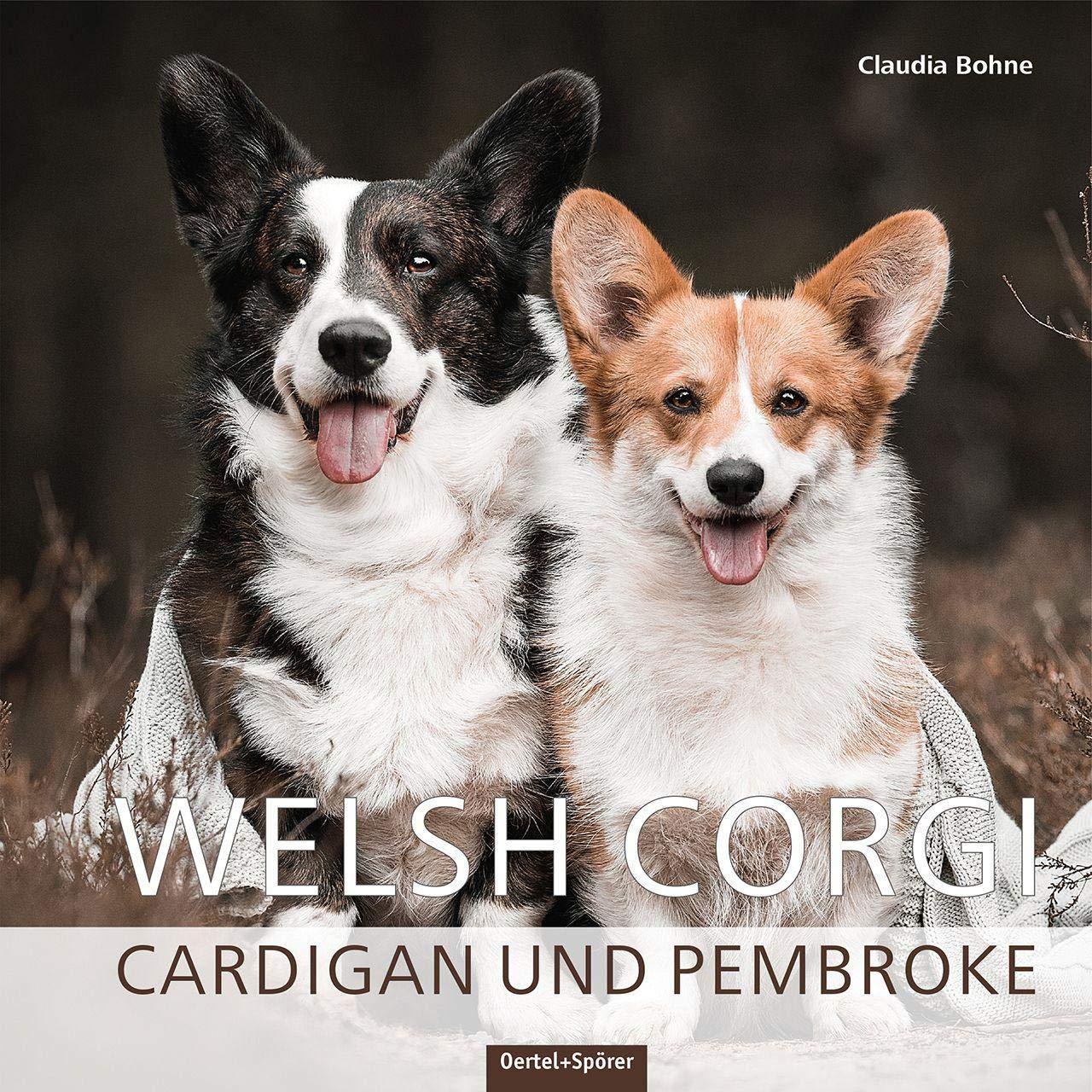 Erstes deutschsprachiges Welsh-Corgi Buch