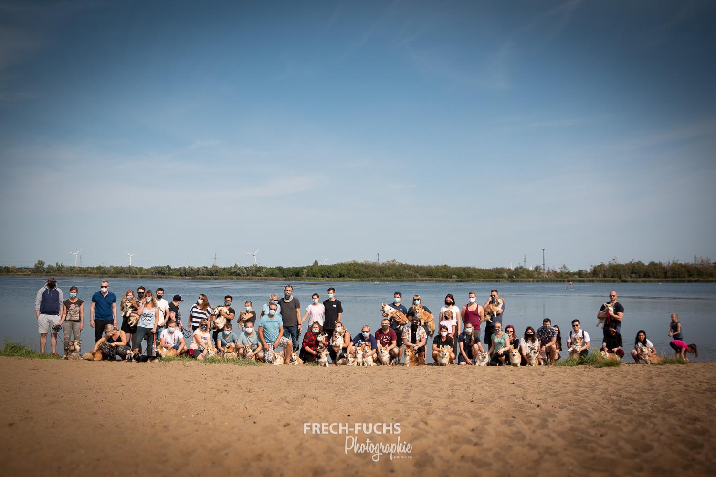Feucht-fröhlicher Beach Day